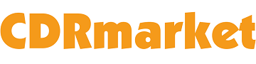 CDRmarket.cz Logo