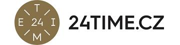 24TIME.CZ Logo